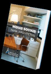 Arquiteto, mídias sociais, e-book, arquitetura